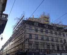 Reparação de Cobertura do Imóvel Municipal
